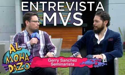 Preview: Entrevista de El Almohadazo con Fernanda Tapia en MVS