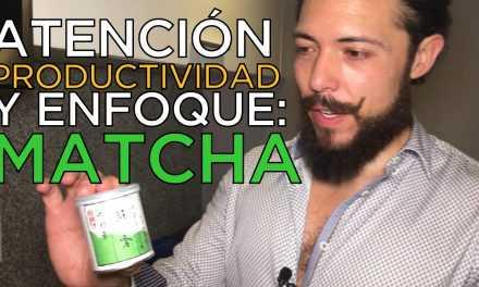 Matcha: Aumenta Tu Productividad, Enfoque Y Atención.