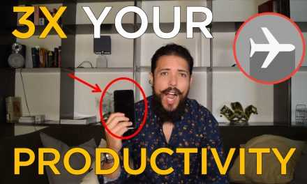3X Your Productivity… With Your Phone (Subtitulado)