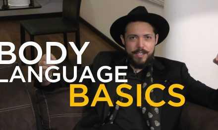 Body Language Basics (Subtitulado) Basicos De Lenguaje Corporal