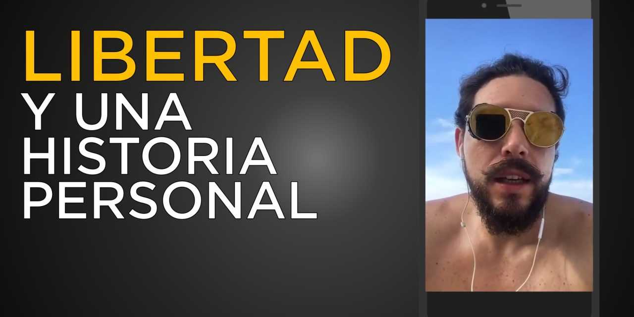 Libertad Y Una Historia Personal (A Través De FB Live)
