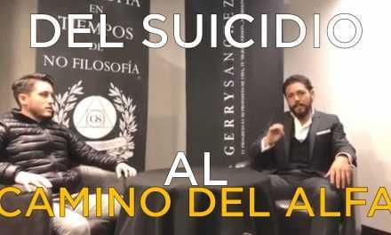 Del Suicidio al Camino del Alfa. Desgarrador Testimonio Desde Ecuador